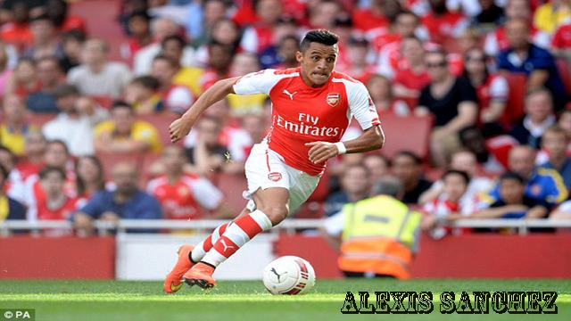 Sanchez Akan Jadi Ancaman Untuk Gawang United