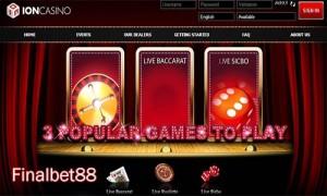 Keterlibatan Teknologi Dalam Perjudian Dengan Bandar Ion Casino
