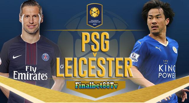 Leicester Harus Mengakui Kehebatan PSG Setelah Dibantai Empat Gol