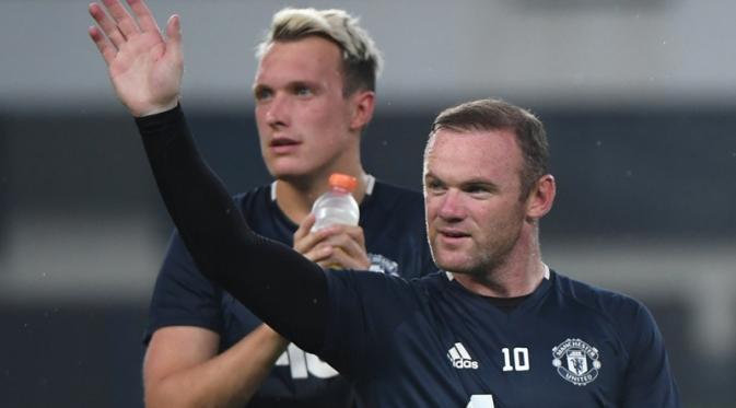 Wayne Rooney Jujur Jawab Pertanyaan Penggemar Nya