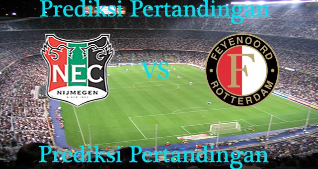 Perkiraan NEC Nijmegen vs Feyenoord 16 Oktober 2016