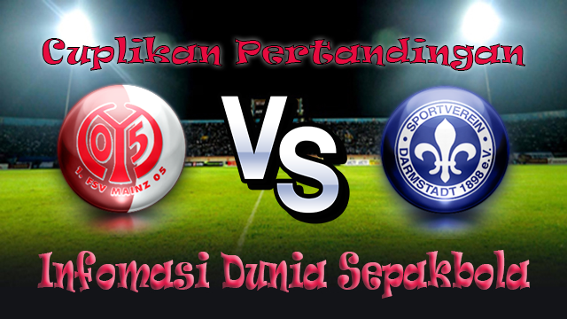 Agen Judi Casino Mainz VS Darmstadt