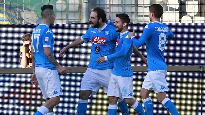 Napoli Wajib Tampil Impresif Lawan Real Madrid