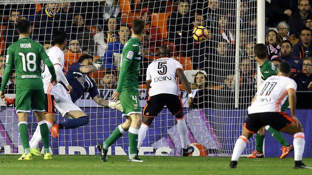 Valencia Semakin Nyaman Diposisi Kedua Usai Singkirkan Leganes