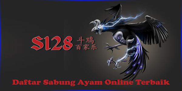 Daftar Situs Sabung Ayam Online S128 Resmi Indonesia